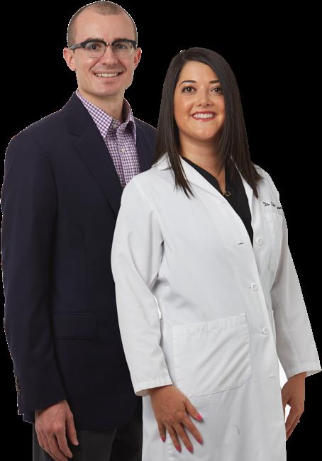 David & Dr. Layla Lohmann