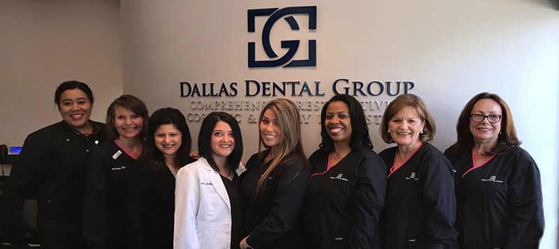 The Team at Dallas Dental Group Welcomes You