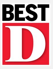2020 Best Dentist in Dallas by D Magazine.