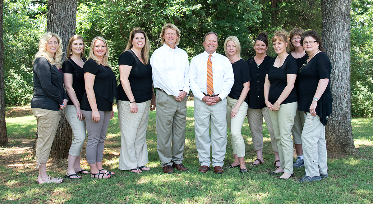 Team at Heritage Dental Group