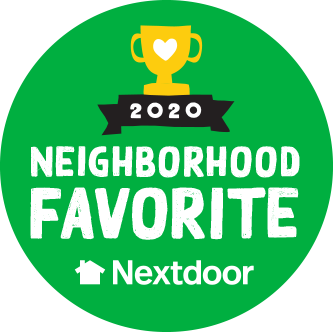 Nextdoor Neighborhood Favorite 2020 Winner