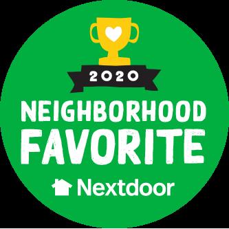 Nextdoor Neighborhood Favorite 2020 Winner